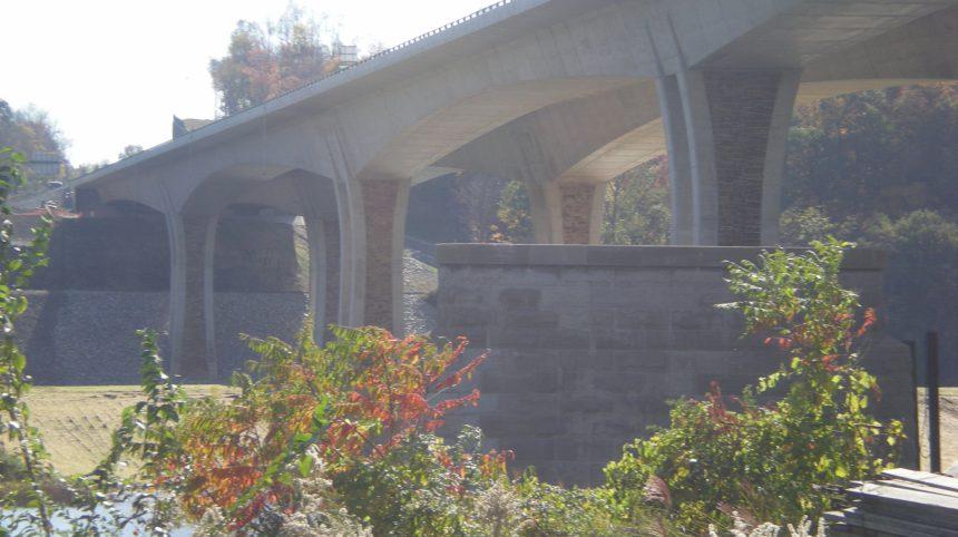 Concrete Bridge - Stone & Co